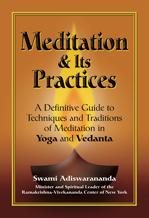 Meditation & Its Practices cover